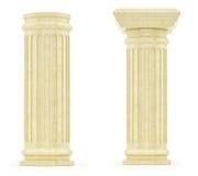 Säulen lizenzfreie abbildung