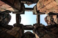 Säulen-Fokus Lizenzfreie Stockbilder