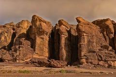 Säulen Israel Königs Solomons Lizenzfreie Stockfotos