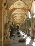 Säulengang Stockfoto