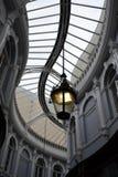 Säulengang von Cardiff Stockfotografie