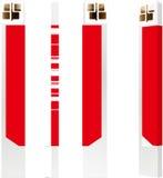 Säulengangwegweiser Lizenzfreies Stockbild