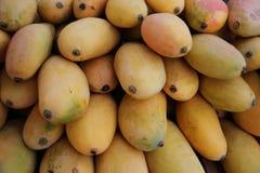 Słodki Aromatyczny Żółty mango obraz stock