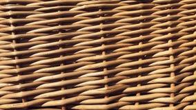 Słomiany tkactwo fotografia stock