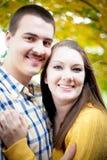 Så lyckligt tillsammans Royaltyfri Fotografi