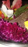 Så många blommor Arkivbilder