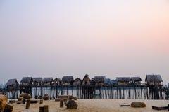 Sång av havet Fotografering för Bildbyråer