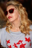 Sångare Madonna royaltyfri fotografi