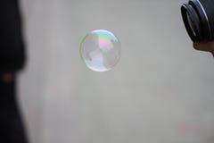 Såpbubbla Arkivfoton