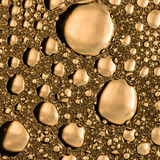 Såpbubblor för selektiv fokus Royaltyfria Bilder