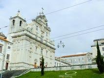 'Sé Nova' Coimbra stock photo