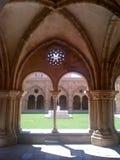 Sé Velha, Coimbra royalty free stock photos