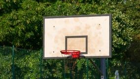 Séance d'entraînement de basket-ball Images libres de droits