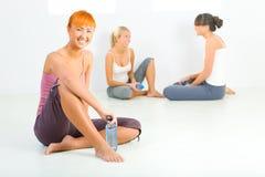 séance d'entraînement de femmes Photos stock