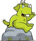 Séance de dinosaur Photo libre de droits