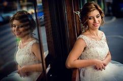 Séance photos de mariage Photo stock