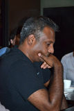 Sécrétaire général Salil Shetty d'Amnesty International Photos stock