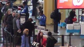 Sécurité dans les aéroports, TSA, terrorisme