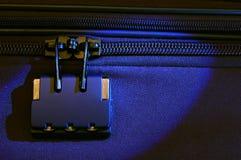 Sécurité de bagage Photographie stock