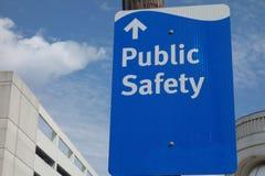 Sécurité publique Image libre de droits