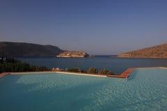 Séjour sur Crète Photo libre de droits