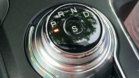 Sélecteur de vitesse de cadran photo libre de droits