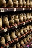 Sélection d'une paire de patins de rouleau Photo stock