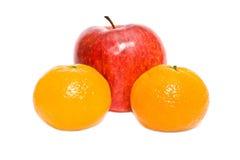 sélection de citrons Photo libre de droits