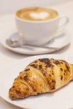 Sélection de croissant Images stock