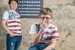 Sélectionner des verres Photo libre de droits