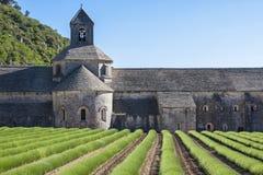 Sénanque-Abtei Lizenzfreie Stockfotografie