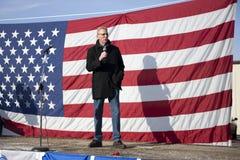 Sénateur d'état Bob Nonini. Photo stock