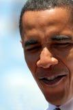sénateur d'obama de barack Photographie stock libre de droits
