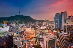 Séoul Photos stock