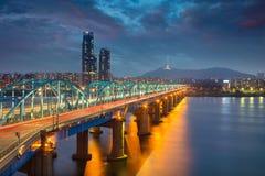 Séoul Images libres de droits