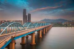 Séoul Photographie stock