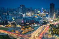 Séoul Photos libres de droits