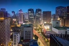 Séoul Photo libre de droits