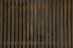 Séparation en bois Photo libre de droits
