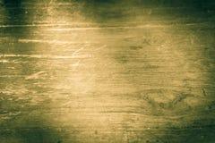 Sépia en bois de mur Photographie stock