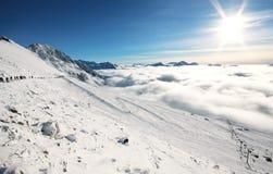 Séptimo cielo Foto de archivo libre de regalías