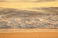 Sérénité au lever de soleil Photographie stock libre de droits