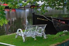 Sérénité d'Amsterdam Photo libre de droits