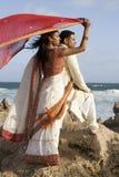 Sérénité matrimoniale image libre de droits
