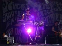 Sérgio Britto - Titãs Band Stockbilder