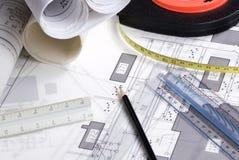 Série 002 de construction Photos libres de droits