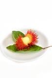 Série 01 das frutas tropicais Fotos de Stock Royalty Free