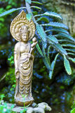 Série 01 do zen de Buddha Fotografia de Stock Royalty Free
