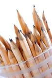 Série 02 do lápis da escrita Imagens de Stock
