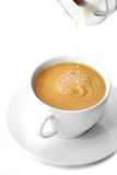 Série 03 de café Images libres de droits